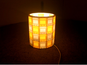 Modular Lampshade