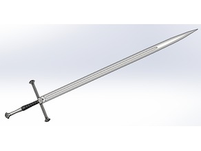 Aragorn's Sword(Andúril)