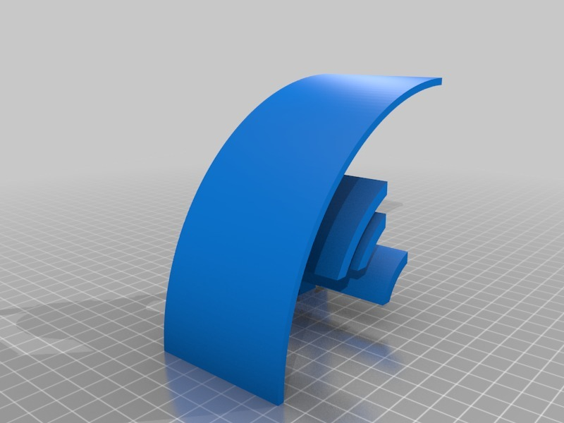 Modèle Thingiverse Scanner 3D — Motivrh