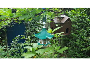 Little Bird Feeder Air Temple