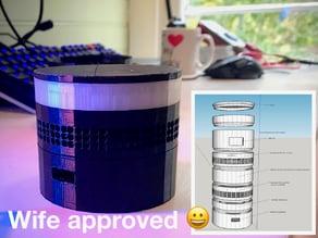 Modular Multi Purpose Electronic Container (MMPEC)