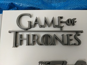 Game of Thrones Logo (HBO)