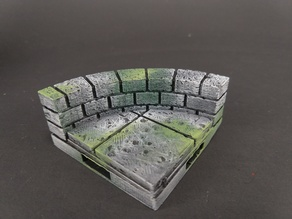 OpenForge 2.0 Cut Stone Low Curved