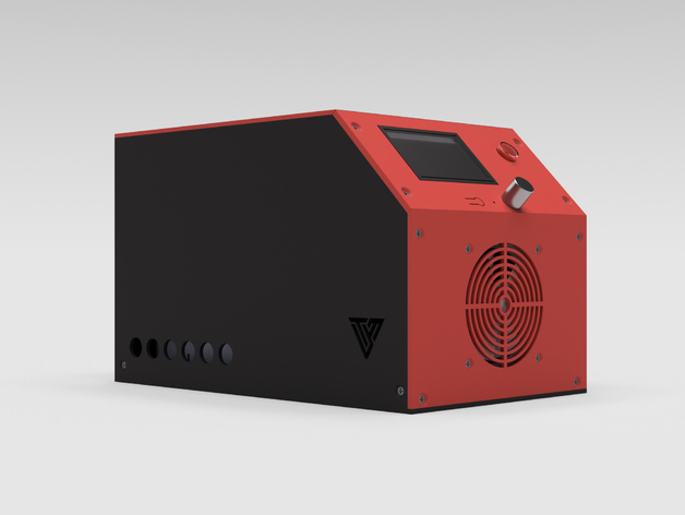 69af0d7c037be46c66ae4885c2066109_preview_featured tevo tarantula extended case by logansgraphicd thingiverse  at panicattacktreatment.co