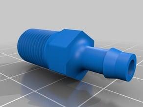 M10x1.0 hose barb