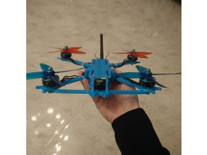 ProtoX 5inch Quadcopter Frame