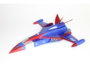 Gatchaman G-Force Battle of The Planets Phoenix