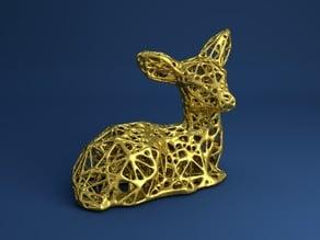 Fawn Voronoi Style