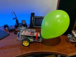 GoPiGo Balloon Wars