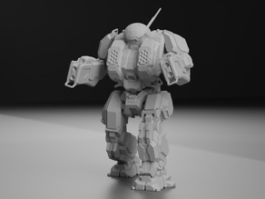 DV-6M Dervish for Battletech