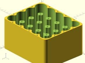Customizable Supercapacitor Enclosure