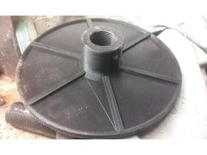 """6"""" sanding disk"""
