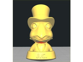 Jiminy Cricket Bust