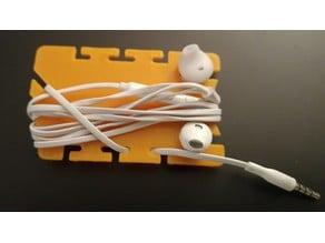 Fast Release Earbud Wrap Designer v2.4