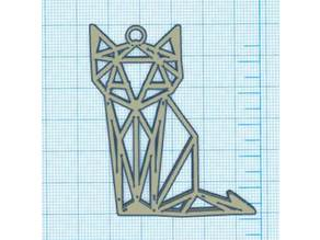 Geometric Fox - Renard Géométrique