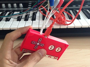 Makey Synth Box