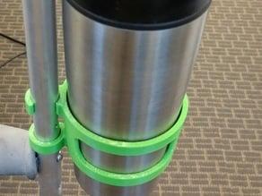 Crutch Coffee Cup Holder