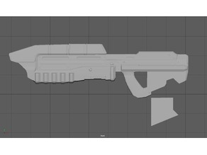Assault Rifle [Halo 3]