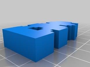 8-Bit Mario Chess Set