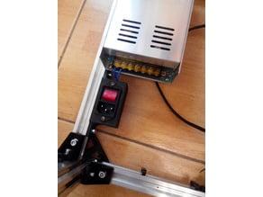 V-Slot PSU switch
