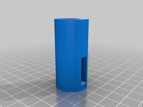 PrintrBot Plus simple filament guide