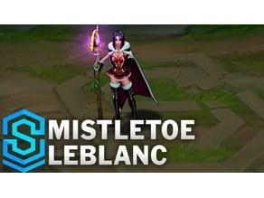 LeBlanc Mistletoe League of Legends