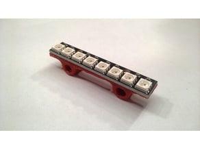 WS2812 LED Light Module Mount for Lisam LS-210