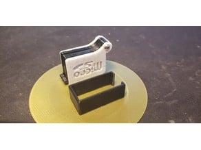 SD Card Holder Clip