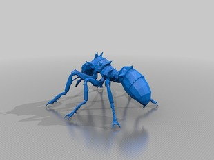 Fallout New Vegas Giant Ant