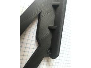 SU replacement brace for Prusa i3 MK2s_MK2.5 [v4]