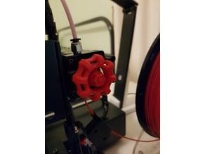 Steam Valve Filament Feeder Wheel for Anycubic i3 MEGA