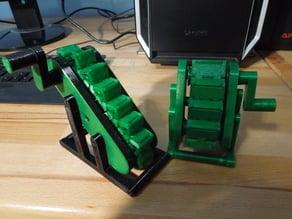 Customizable Escalator v2
