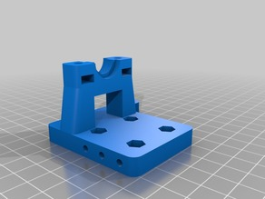 Tech2c e3d mount adjusted Z height