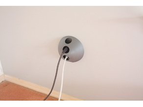 Babe Safe Wall Plug Shroud