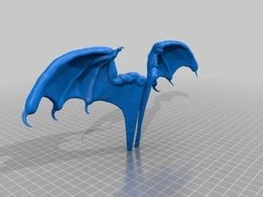 Dragon Wings / Bat Wings / Demon Wings