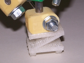 RepRap anti-vibration feet