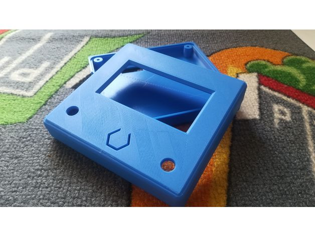 Case for LCD 12864 Reprap Discount Full Graphic Smart