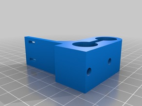 the x-axis carriage for printrbot lc