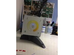 Electrical box for led bridge lamp