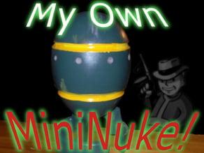 Fallout Mini nuke