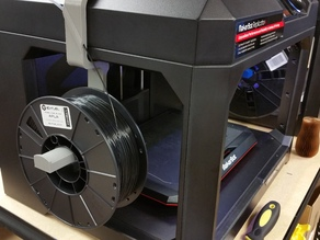 MakerBot Replicator 5th Gen & Replicator+ Spool Holder / Adapter