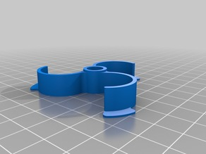 Spring spool adapter 52mm to 8mm - 3DACTIVE filament