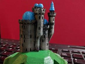 Steve's Customized Fantastic Medieval Castle Generator v1