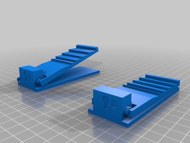 Thingiview & Door wedge lock by WillandMrData2 - Thingiverse
