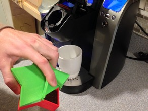 K-Star: Weekday Morning Coffee Compartment