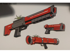 Tomato Pistol (Rick and Morty)