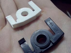 HP LaserJet Roller Clip