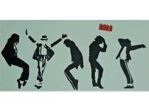 Michael Jackson 12 Emblematic Poses