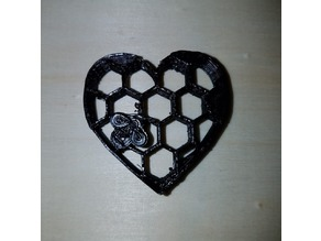 Honey Bee Heart