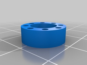 Linear bearing of the lm8uu size